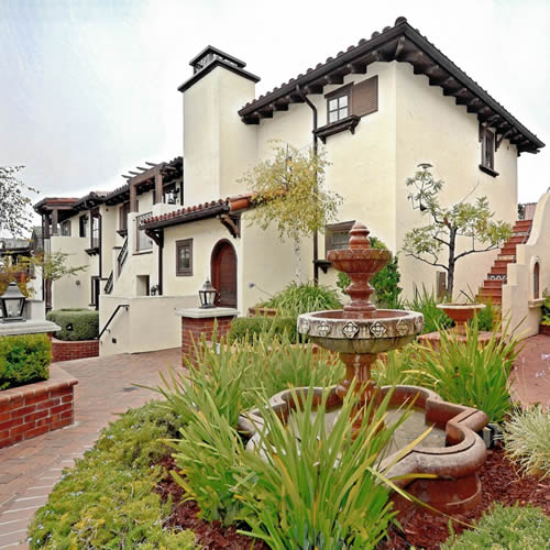 carmel by the sea apartment rental from LeVett Properties
